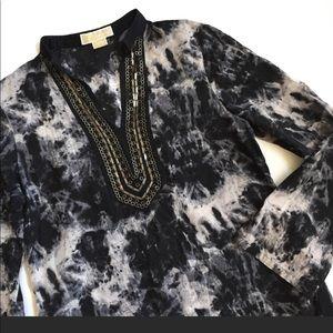 Michael Kors Tie Dye Tunic